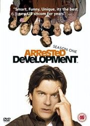 cover Arrested Development - S1