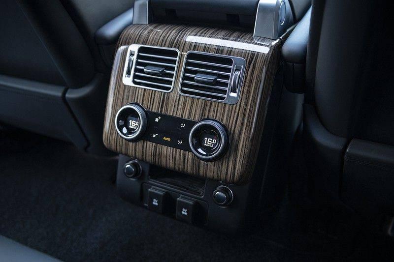 "Land Rover Range Rover 5.0 V8 SC VOGUE Black Pack Elek. Trekhaak, Head-up, 22"", Stoelverkoeling, afbeelding 19"