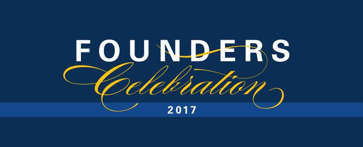 2017 Founders Celebration