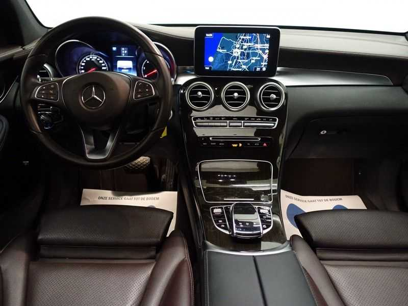 Mercedes-Benz GLC 250D 4MATIC 9G- AMG Sport Edition, Panoramadak, Leer, Full afbeelding 24