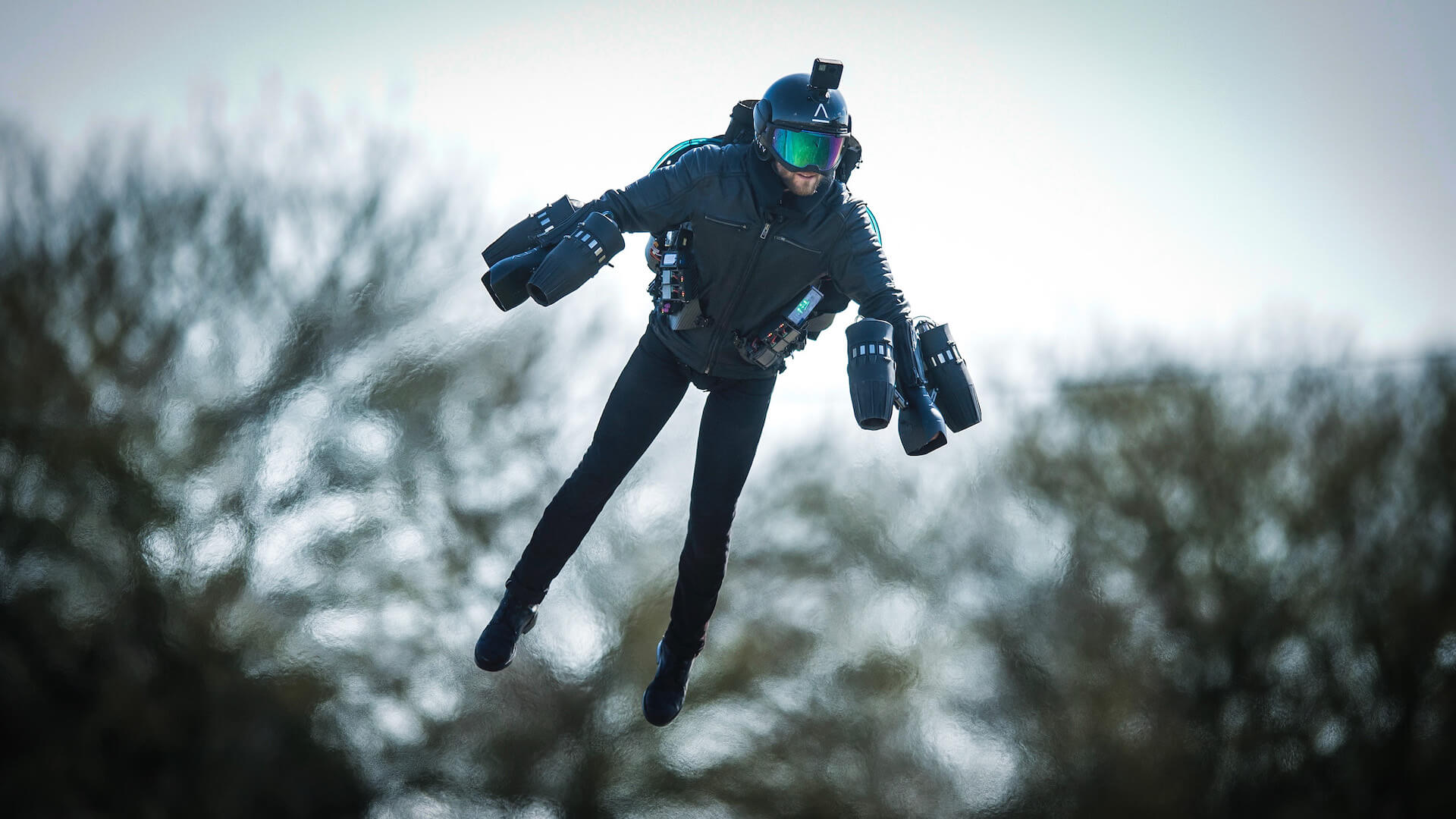 Projects image, Gravity Jet Suit