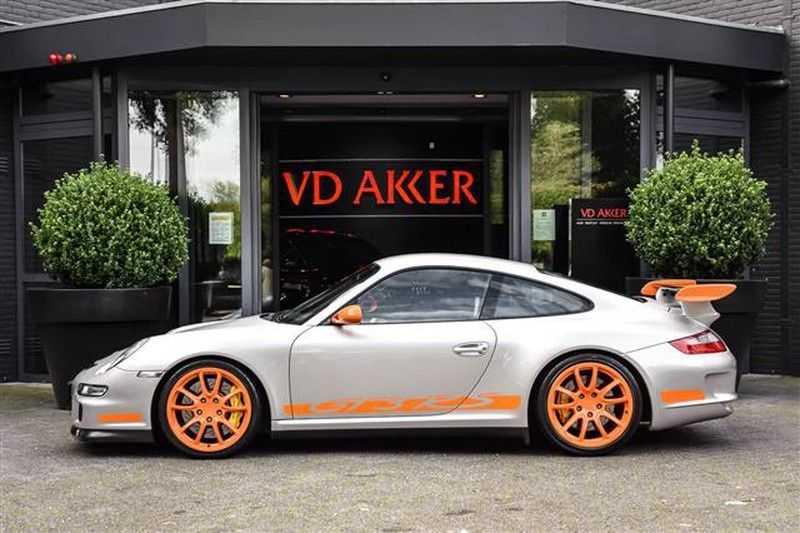 Porsche 911 GT3 RS CARBON SCHAALSTOELEN+ROLKOOI afbeelding 5