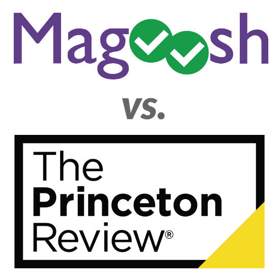 Magoosh vs Princeton Review