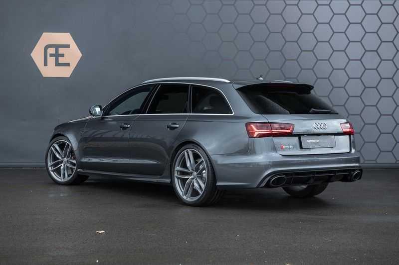 Audi RS6 Avant 4.0 TFSI quattro Pro Line Plus Vol leder + Stuurwielverwarming afbeelding 3