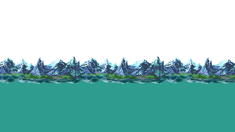 Mountains Layer 1