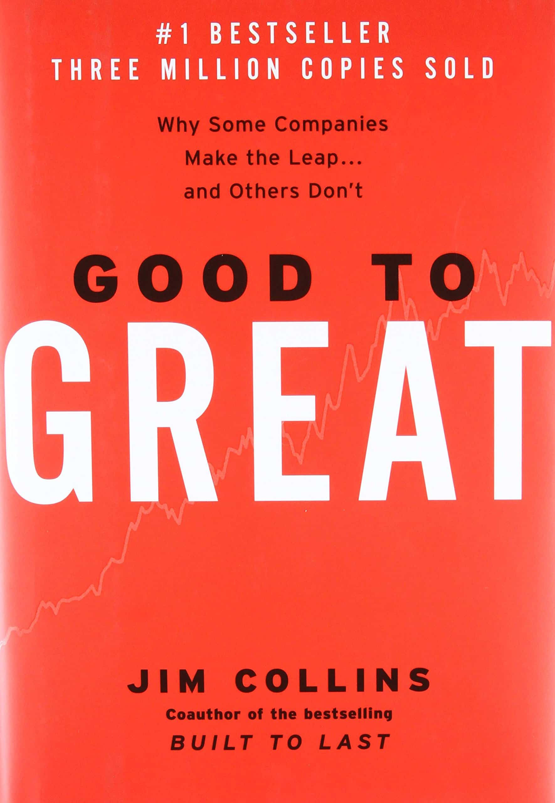 The cover of Good to Great