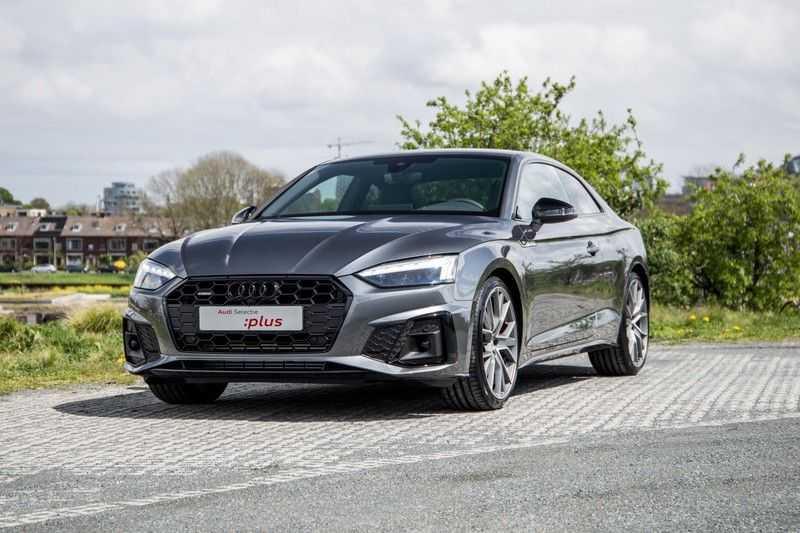 Audi A5 Coupé 45 TFSI quattro S edition Edition One   2 x S-Line   Navigatie   360 Camera  Head-Up Display   Leder/carbon interieur   Matrix LED   S-Sportstoelen   Garantie tot 10-2025* afbeelding 13
