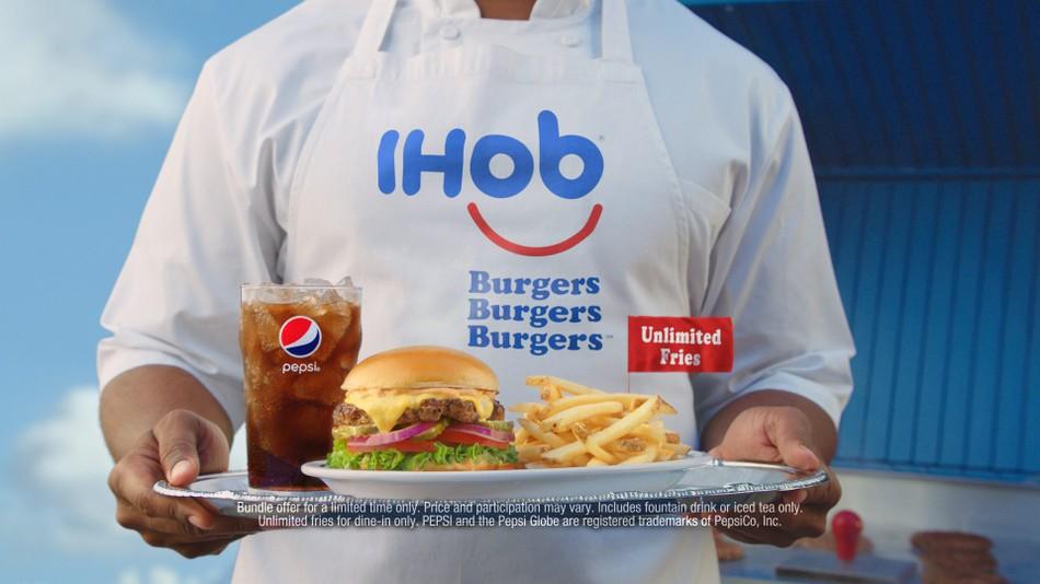 IHOP Changes Name