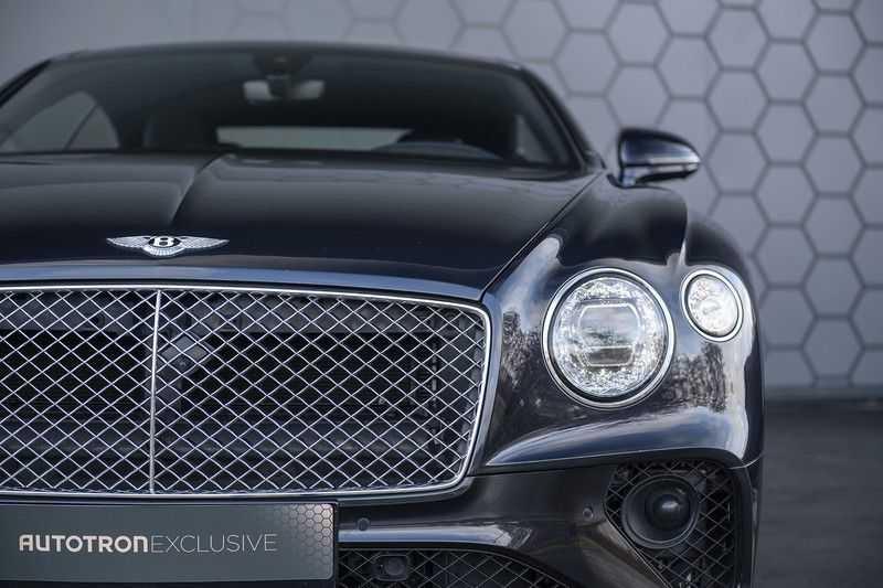 Bentley Continental GT 6.0 W12 First Edition Naim Audio + Massage gekoelde/verwarmde stoelen afbeelding 5