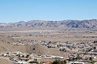 Apple Valley and the surrounding areas