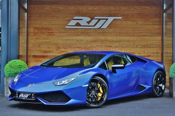 Lamborghini Huracan 5.2 V10 LP610-4 **Keramisch/Forged Carbon/Lift/Alcantara**