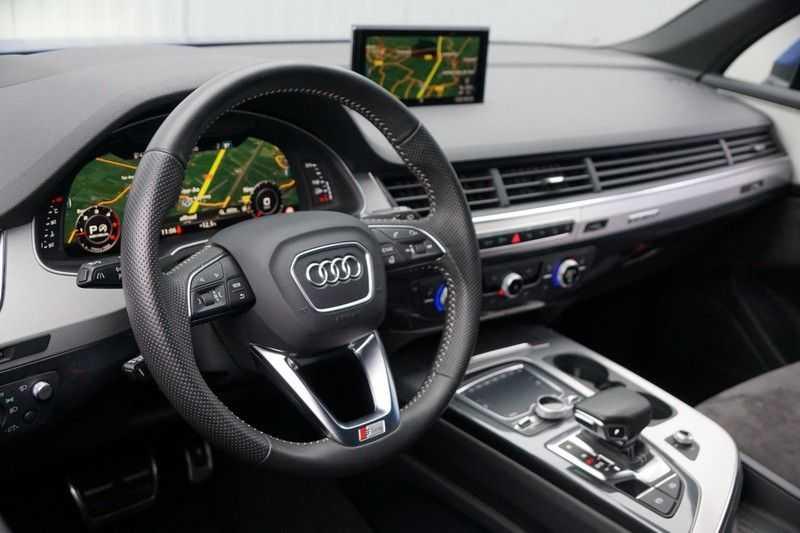 Audi Q7 3.0 TDI quattro Pro Line S S-Line / Head-Up / ACC / Side & Lane Assist / Sepang / 45dkm NAP! afbeelding 8