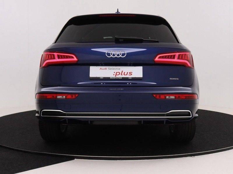 Audi Q5 50 TFSI e 299 pk quattro S edition | S-Line |Elektrisch verstelbare stoelen | Trekhaak wegklapbaar | Privacy Glass | Verwarmbare voorstoelen | Verlengde fabrieksgarantie afbeelding 8