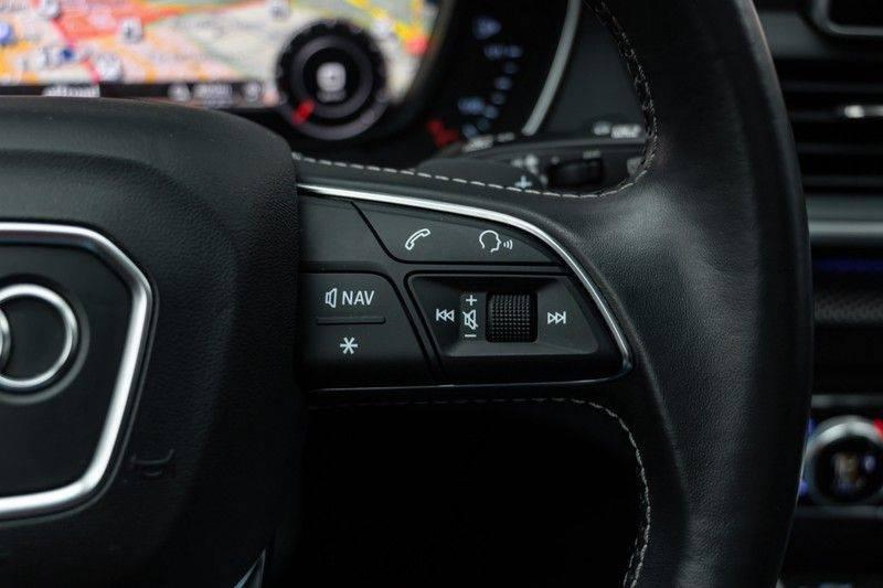 "Audi SQ5 3.0 TFSI 354pk Quattro Black Edition Panoramadak Luchtvering Valconaleder+Memory Carbon Matrix-Dynamisch Keyless Navi-High ACC DriveSelect  21""Performance 360Camera Pdc afbeelding 24"