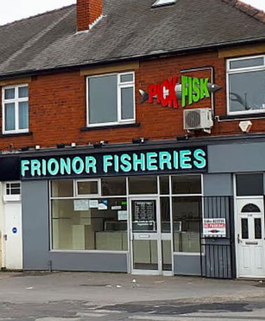 Frionor Fisheries
