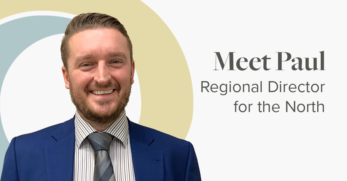 Meet Paul Regional Director for the North