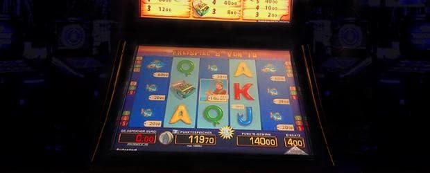 fishin frenzy merkur slot bild von aufsteller spielautomaten