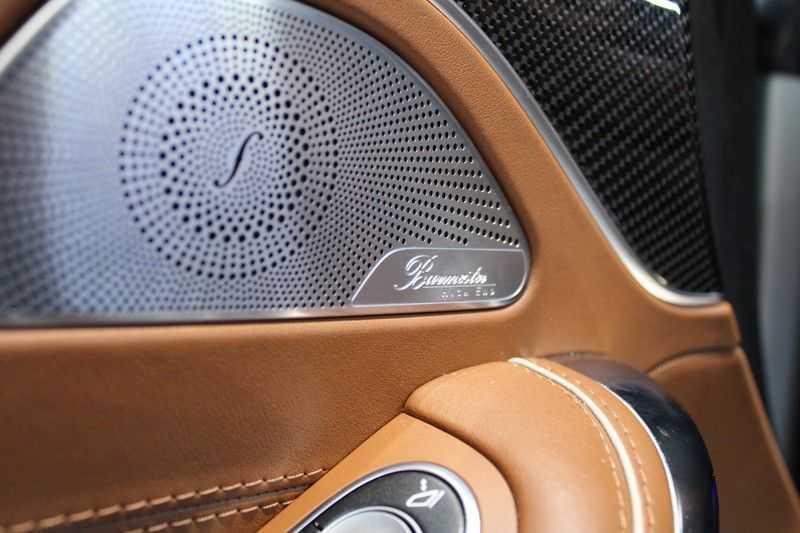 Mercedes-Benz S-Klasse Coupé 63 AMG 4Matic Zeer compleet/Carbon afbeelding 23
