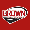 Brown Transportation Email Signature
