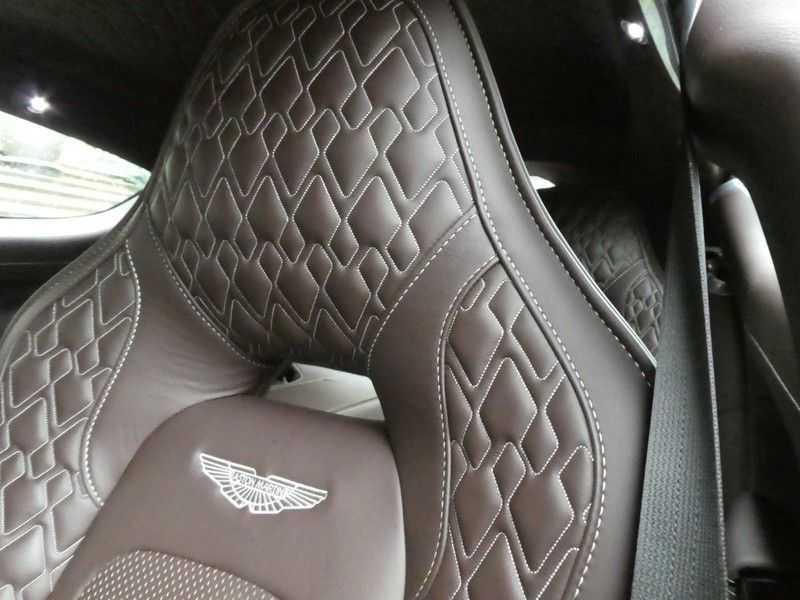 Aston Martin Rapide S 6.0 V12 afbeelding 9