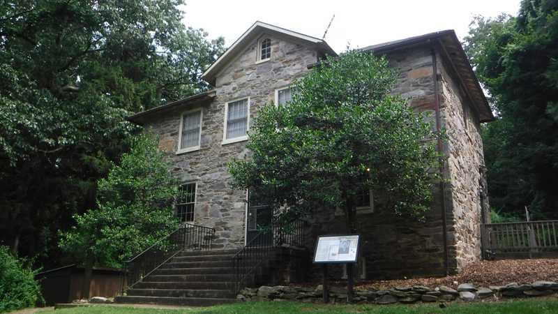 George Alfred Townsend house