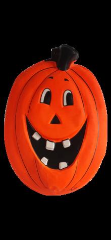Pumpkin Plaque photo