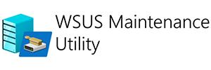 WSUS Maintenance Utility