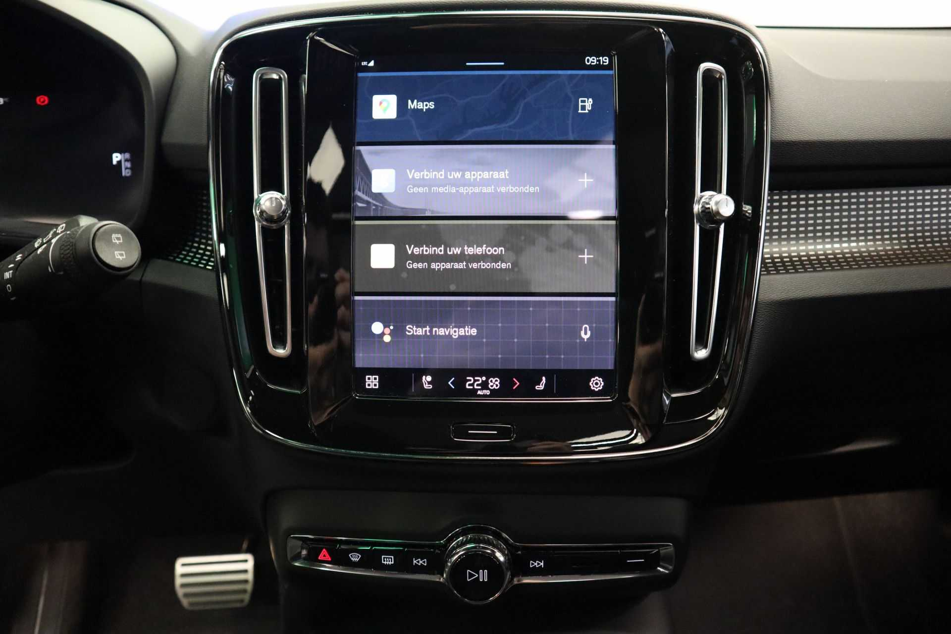 "Volvo XC40 Recharge P8 AWD R-Design EX BTW! Panoramadak 360 Camera 20""LM 8% Bijtelling Direct Leverbaar afbeelding 15"
