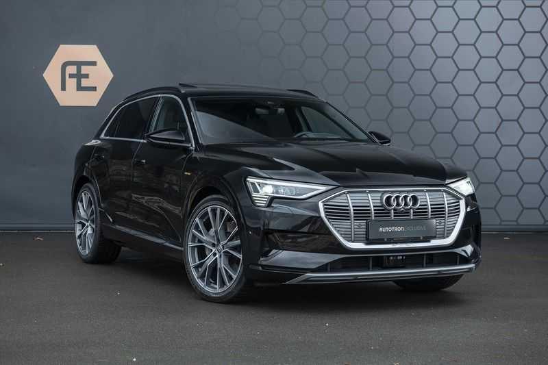 Audi e-tron 55 quattro Advanced Pro Line S 2019 4%+ Excl. BTW+ Full option afbeelding 3