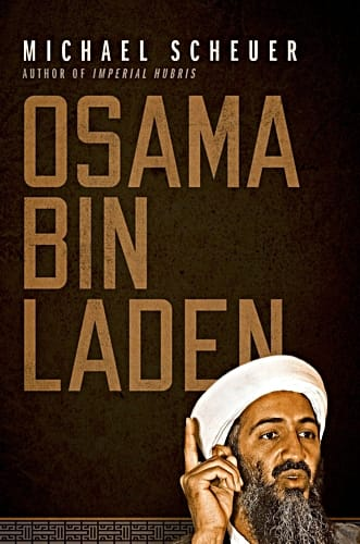 Osama bin Laden, by Michael F. Scheuer