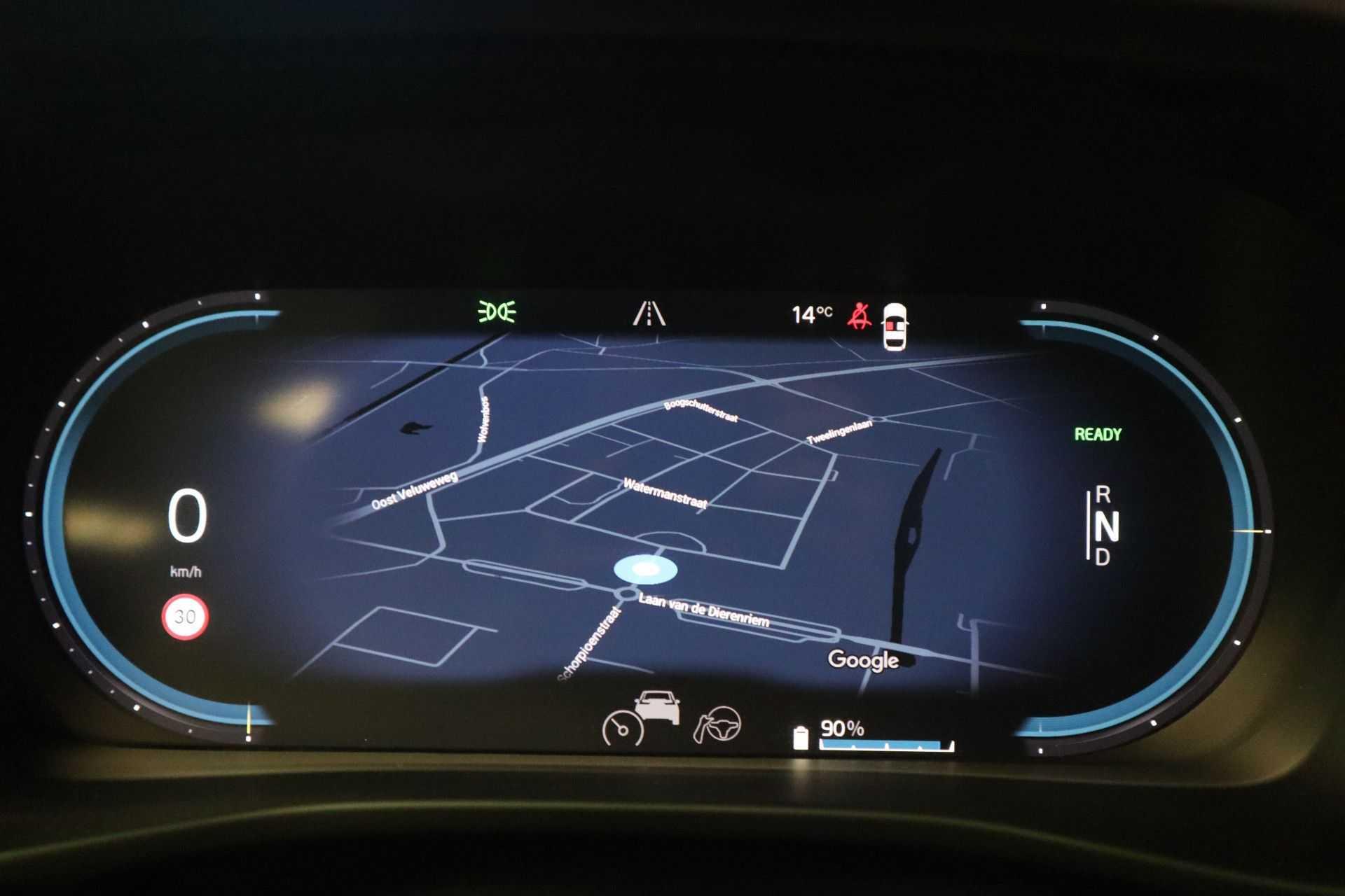 "Volvo XC40 Recharge P8 AWD R-Design EX BTW! Panoramadak 360 Camera 20""LM 8% Bijtelling Direct Leverbaar afbeelding 27"