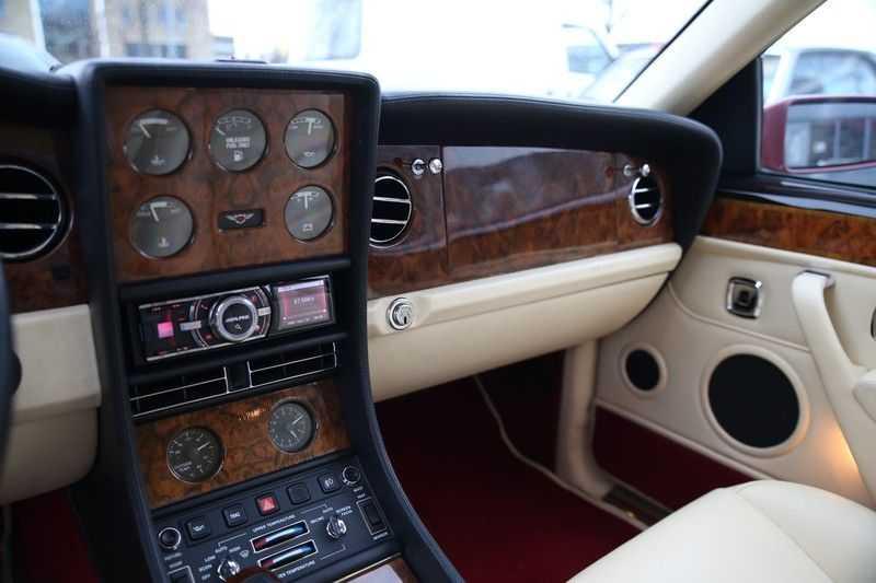 Bentley Continental R 6.8 incl. BTW afbeelding 8