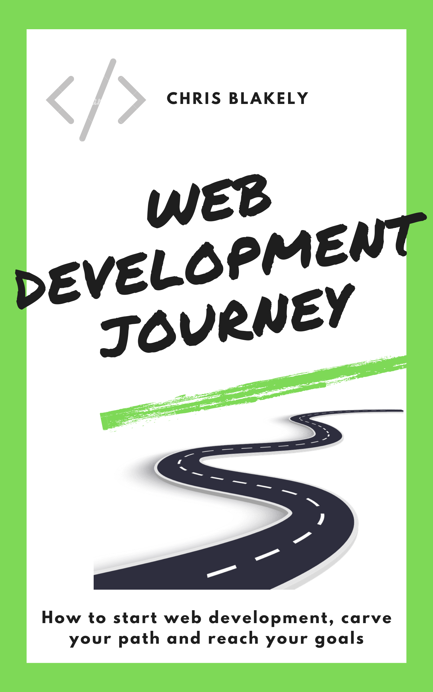 web development journey ebook