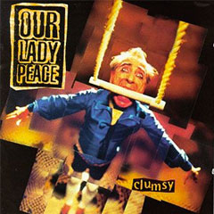 Our Lady Peace Clumsy album cover