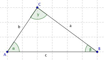 Trojúhelník ABC