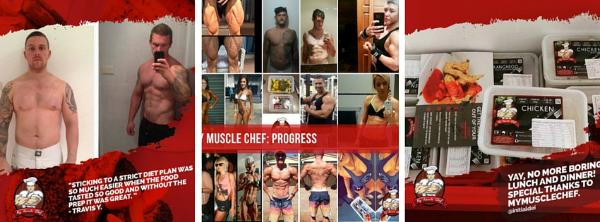 muscle meals and weight loss meals sydney melbourne, brisbane