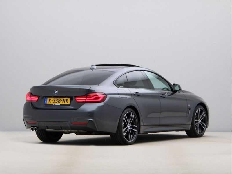 BMW 4 Serie Gran Coupé 430i High Executive M-sport afbeelding 6