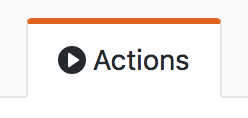 Actions Tab