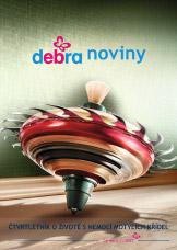 DEBRA ČR Noviny - červen 2017