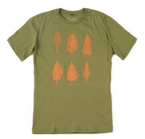 Travel t shirt from turtle fur®
