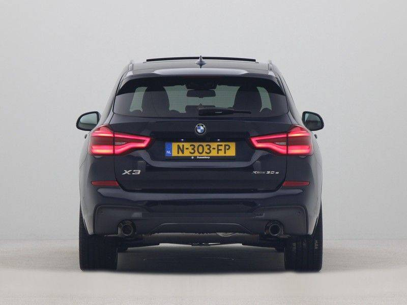 BMW X3 xDrive 30e High Executive M-Sport Individual afbeelding 10
