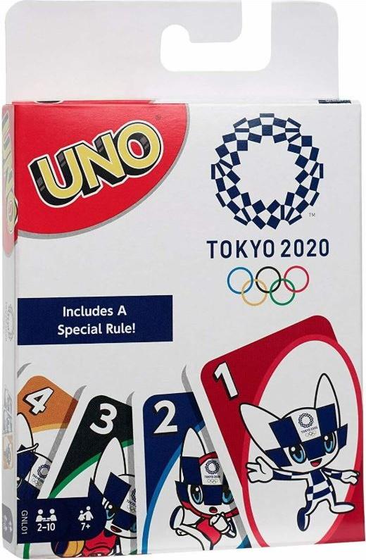 Tokyo 2020 Olympics Uno