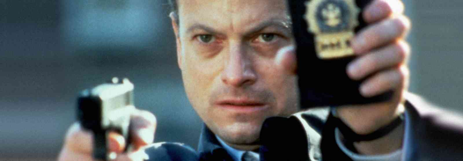 Gary Sinise as Detective Jimmy Shaker in Ransom