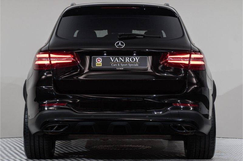 "Mercedes-Benz GLC GLC43 AMG 367pk 4Matic Panoramadak Luchtvering Nightpakket Distronic Keyless Burmester Sportleder+Memory Carbon AmbientLight ComandOnline 21"" Parktronic 360Camera Pdc afbeelding 13"