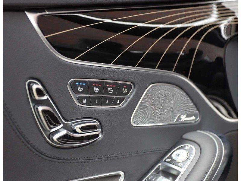 Mercedes-Benz S-Klasse Cabrio 500 *Designo*AMG*Airscarf*Full option* afbeelding 19