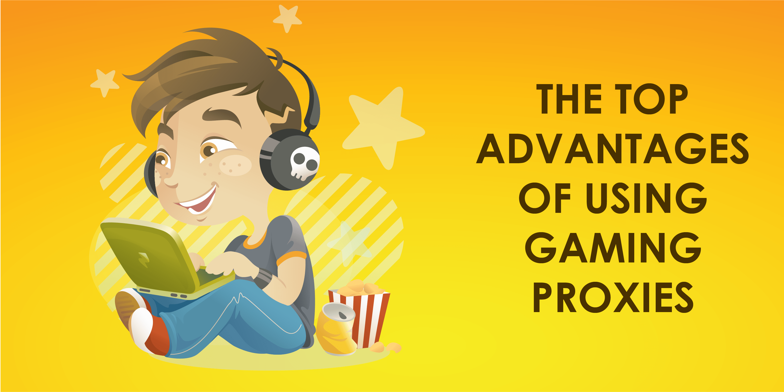 THE TOP ADVANTAGES OF USING GAMING PROXIES