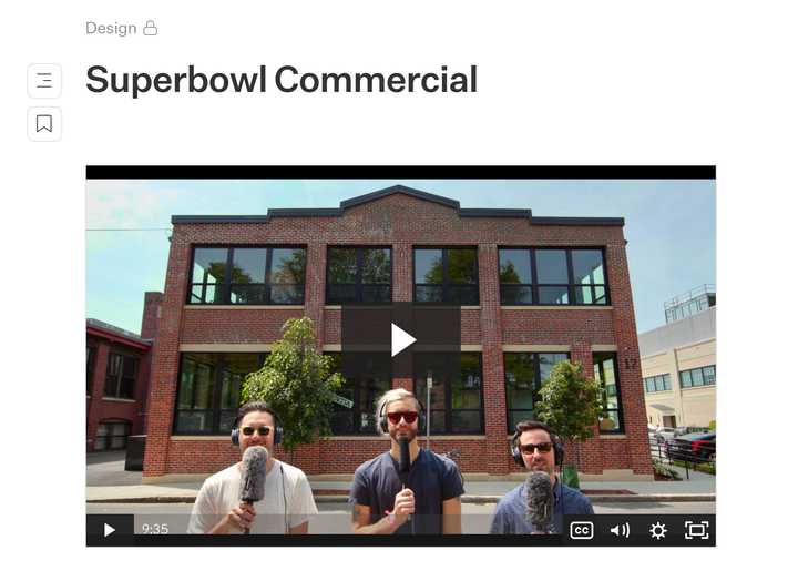 Embed videos from Wistia