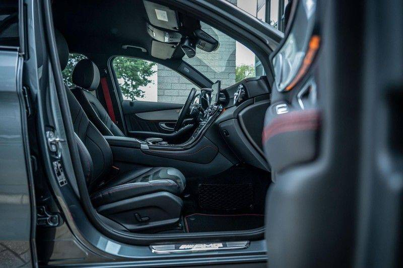 Mercedes-Benz GLC 43 AMG 4MATIC, 367 PK, 63 AMG Look, Panoramica, Airmatic, Trekhaak, Camera, LED, Comand Online, 87DKM! afbeelding 10