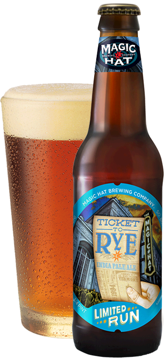 Ticket to Rye Bottle & Pint