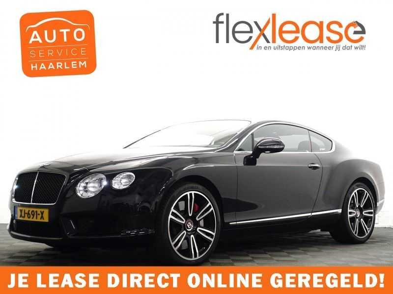 Bentley Continental GT 4.0 V8 508pk Aut- Slechts 22dkm! Design Styling